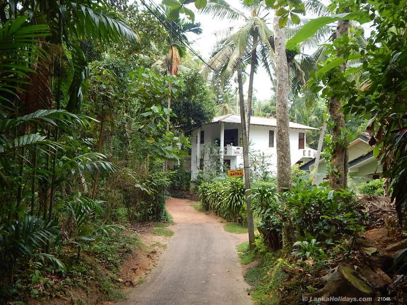 Hikkaduwa holiday House