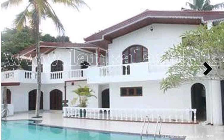 Aluthgama holiday Villa