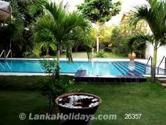 Bentota holiday Villa