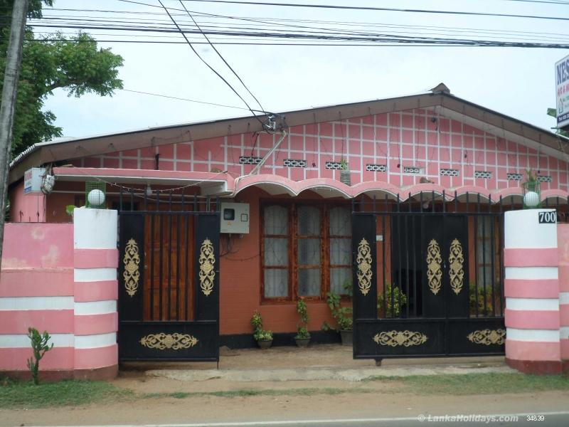 Trincomalee holiday Bungalow